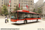 BYD K9 FE Santiago Chile 10